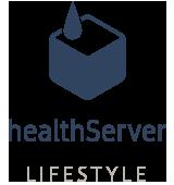 healthServer LIFESTYLE Logo